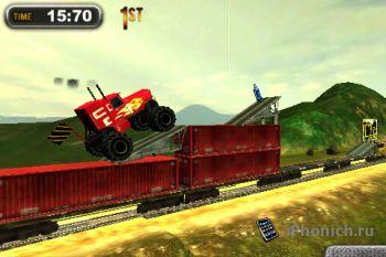 Monster Trucks Nitro 2 - захватывающая гоночная игра