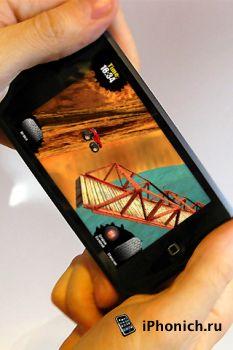 Игра на iPhone Monster Trucks Nitro