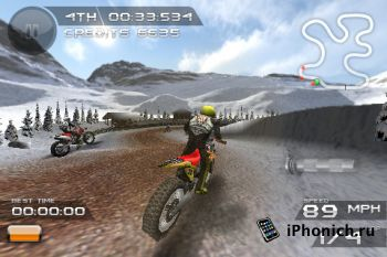 Hardcore Dirt Bike на iPhone