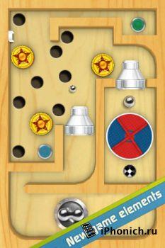 Labyrinth 2 - игра лабиринт для iPhone