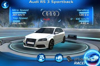 Asphalt Audi RS 3 (ipa)
