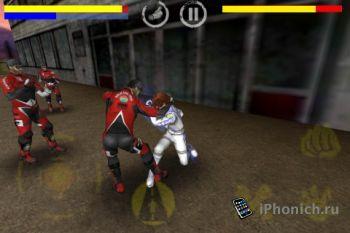 Fighting Tiger для iPhone