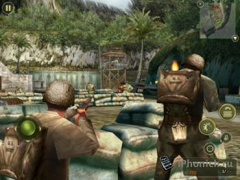 Brothers In Arms® 2: Global Front HD на iPad