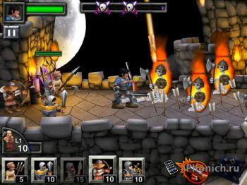 Army of Darkness Defense HD для iPad