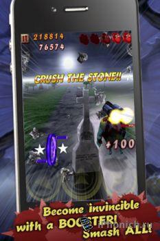 Zombie Runaway для iPhone