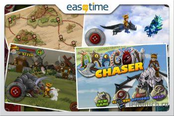 Игра для iPhone Dragon Chaser