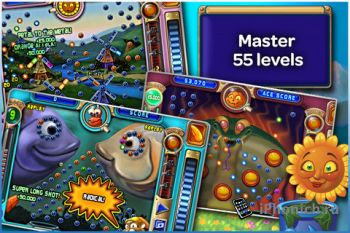Игра для iPhone Peggle