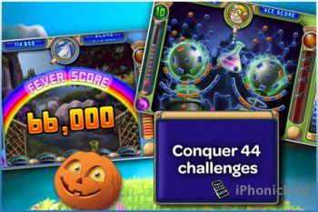 Игра для iPhone Peggle