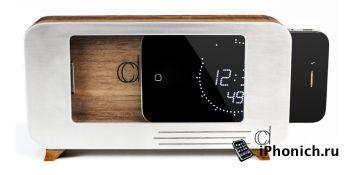 Grayscale Cdock для iPhone 4 и iPhone 4S