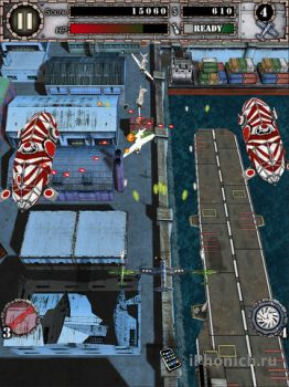 AirAttack для iPhone/iPad