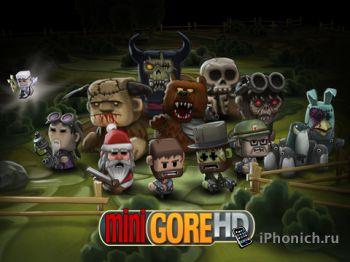 Minigore (+HD) для iPad и iPhone
