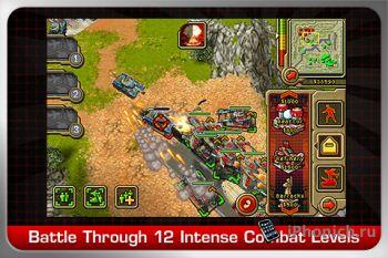 Игра на iPhone COMMAND & CONQUER™ RED ALERT™