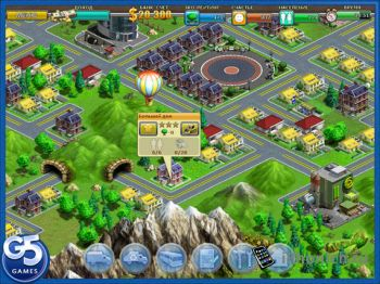 Virtual City HD для iPad