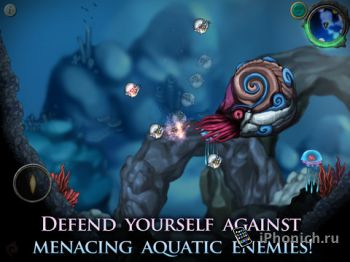 Aquaria для iPad