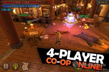 Dungeon Defenders: Second Wave для iPhone/iPad