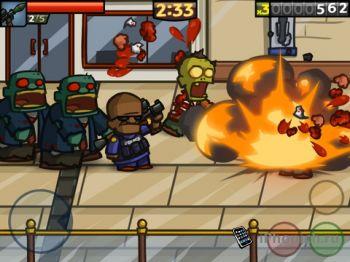 Zombieville USA 2 - Четкая игра для четких парней!!