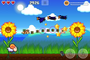 Flying Hamster/HD для iPhone/iPad