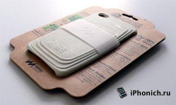 Экологичный чехол Re-case для iPhone от MINIWIZ