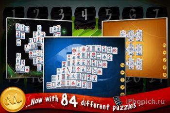 Mahjong Deluxe - качественный Маджонг Люкс для iPhone / iPad