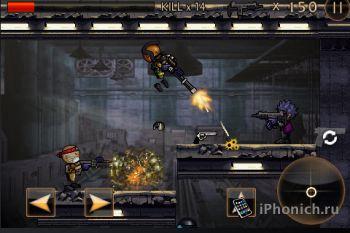 Игра на iPhone All-Kill