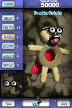 Puppet Jump 3D для iPhone
