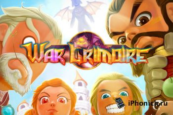 Игра для iPhone War Grimoire
