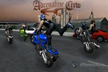 Race, Stunt, Fight! для iPhone