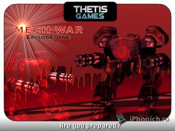 Mech Wars для iPhone и iPad