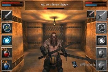Descend RPG для iPhone
