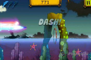 Игра на iPhone/iPad Nimp Rider