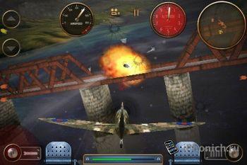 Игра на iPhone Skies of Glory: Battle of Britain