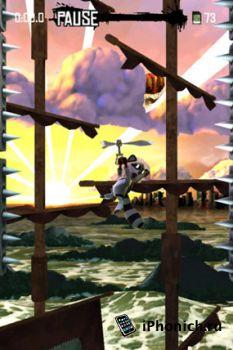 Raccoon Rising - игра для детей и не только