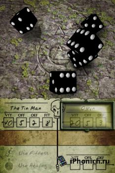 Gamebook Adventures 2: The Siege of the Necromancer на iPhone и iPad