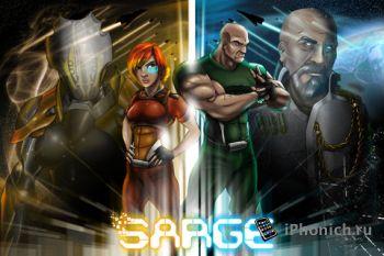 Sarge для iPhone