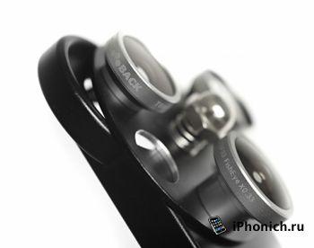 Lens Dial – чехол для iPhone с объективами
