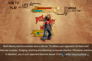 Manny Pacquiao: Pound for Pound для iPhone/iPad