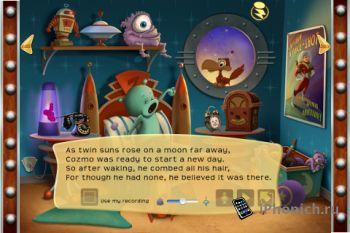 Cozmo's Day Off – Children's Interactive Storybook для iPhone/iPad