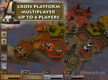 Greed Corp HD для iPad (+iPhone)
