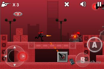 Iron Commando Pro для iPhone / iPod Touch (ipa)