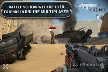 BATTLEFIELD: BAD COMPANY™ 2 для iPhone