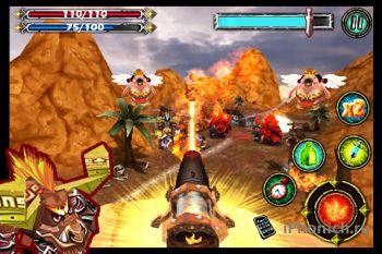 Игра для iPhone (iPad) CannonLegend