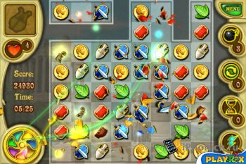 Игра на iPhone Call of Atlantis