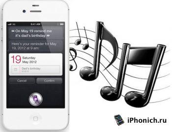 Топ-10 популярных рингтонов для iPhone (Август 2012)