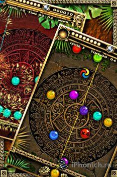 Montezuma Stones - новая версия классической игры
