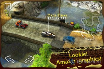 Reckless Racing (World)  на iPhone и iPad