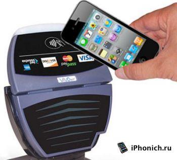 iPhone 5 на NFC в 2012