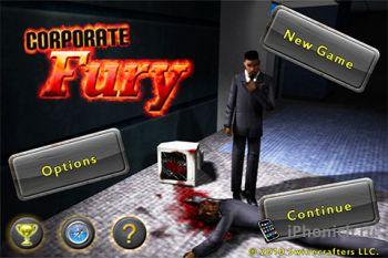 Corporate Fury на iPhone