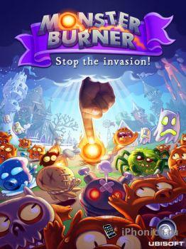 Monster Burner - это лучшая игра на моем iPad