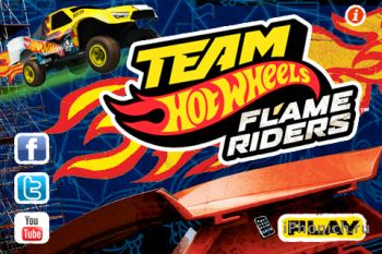 Team Hot Wheels Flame Riders™ для iPhone