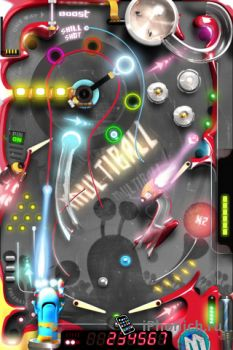Игра на iPhone/iPad Multiball Pinball